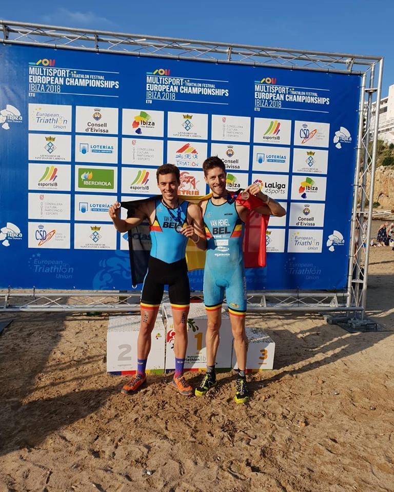 Belgische triatleten en duatleten met 13 naar WK multisport in Pontevedra