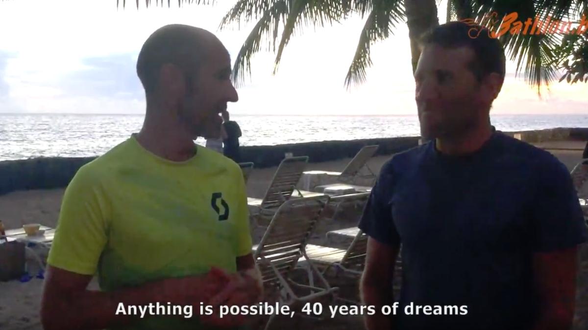 """""""Ik was overtuigd dat ik in Kona een fiets zou vinden"""" – Bruce interviewt Pablo Ureta"""