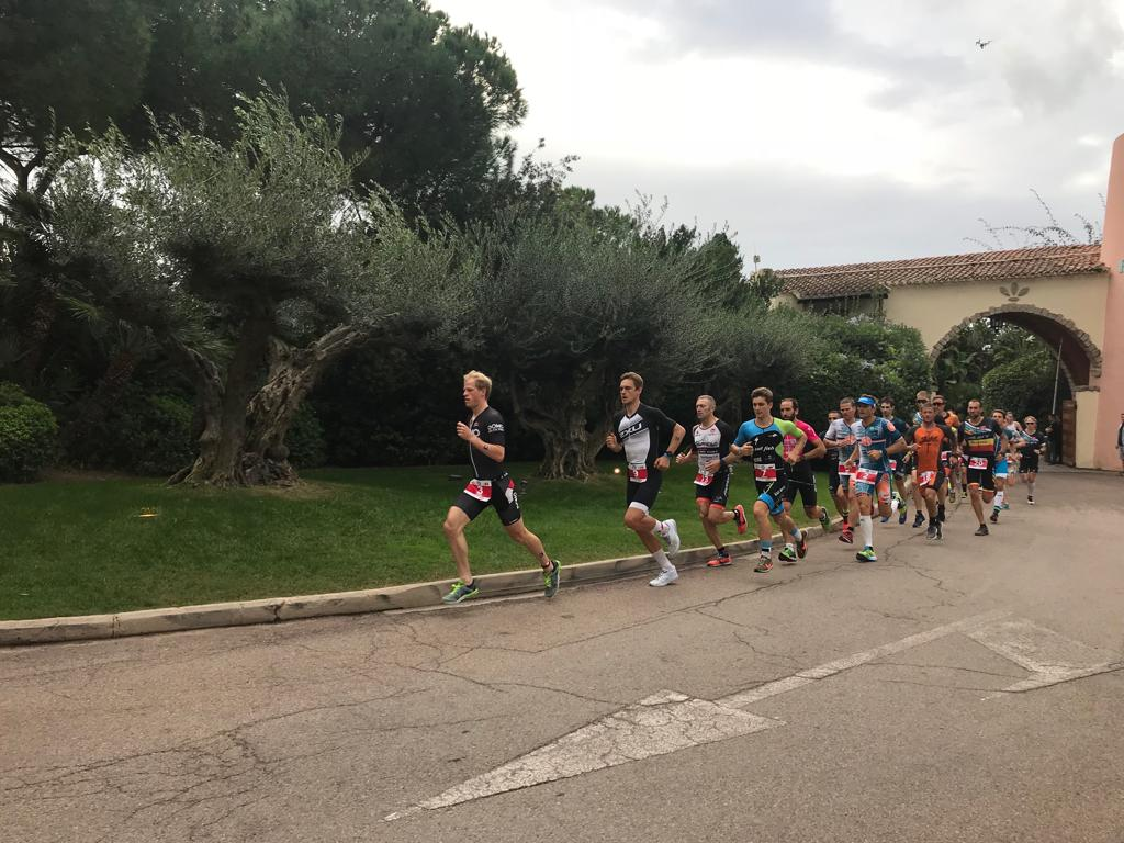 Pieter Heemeryck start snel in Sardinie (foto: Domo-Scott Team)