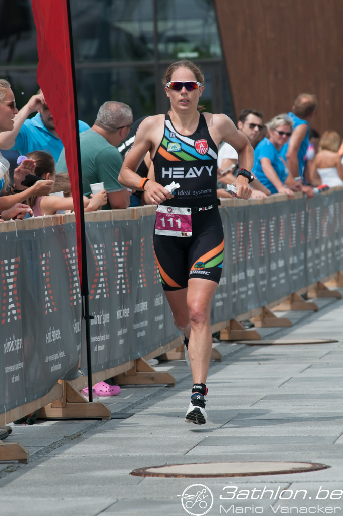 Katrien Verstuyft Samorin run