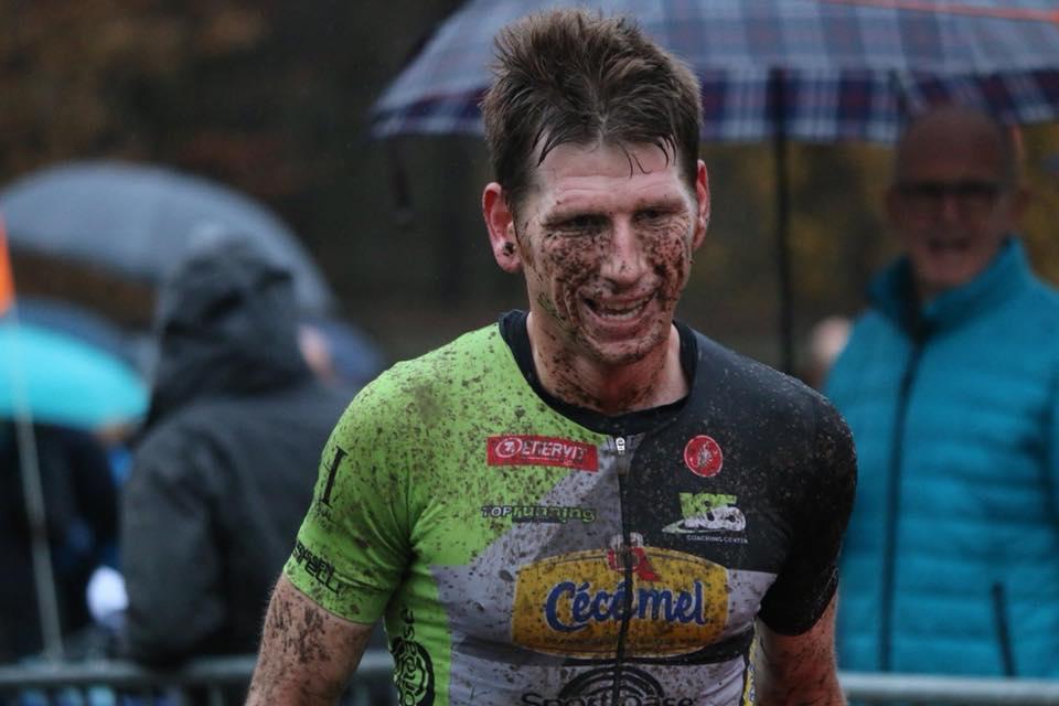 Geert Lauryssen sterkste in zware editie cross duatlon Wuustwezel (foto: Chris Hofkens)