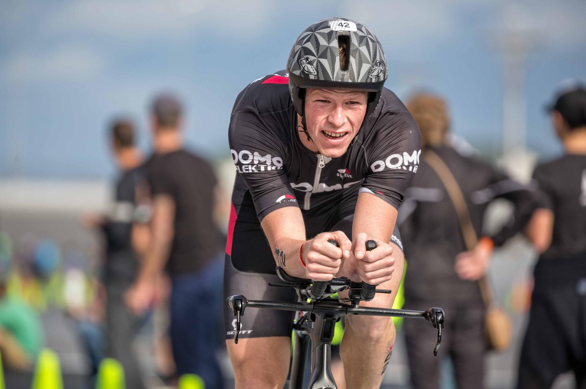 Pieter Heemeryck Daytona bike
