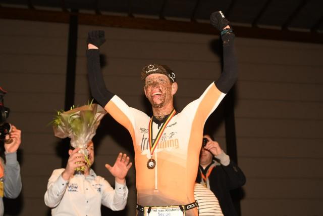 Seppe Odeyn wint de Hel voor de 7de keer (foto: 3athlon.be/Mario Vanacker)