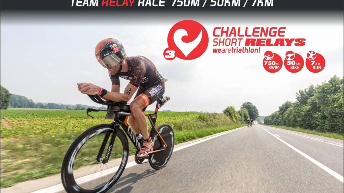 Challenge Geraardsbergen breidt uit met short team relay
