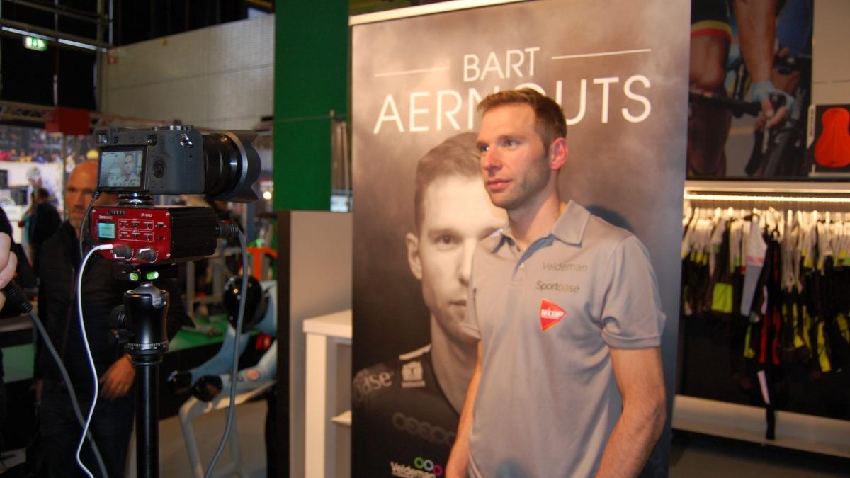 """Bart Aernouts: """"Appreciatie doet plezier, maar ik blijf mezelf"""""""