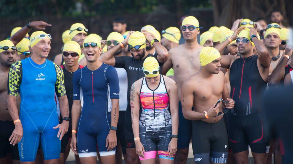 Zwemmen, fietsen, lopen… en kwallen ontwijken