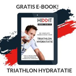 Hiddit Triathlon Racing Hydratatie