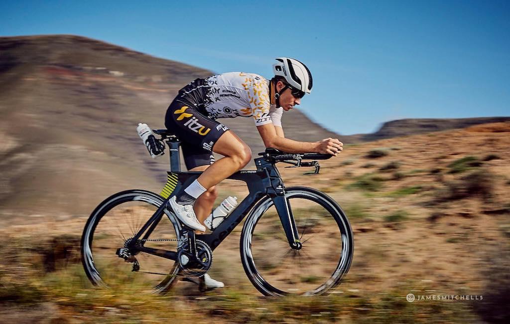 """Ontgoochelde Kenneth Vandendriessche: """"Voelde me duizelig op de fiets…"""""""
