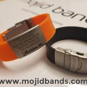 Mojid bands