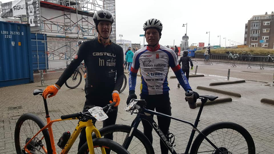 Odeyn begint combi met 51ste plaats in Egmond-Pier-Egmond