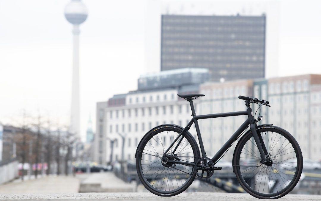 Supporteren met de fiets?