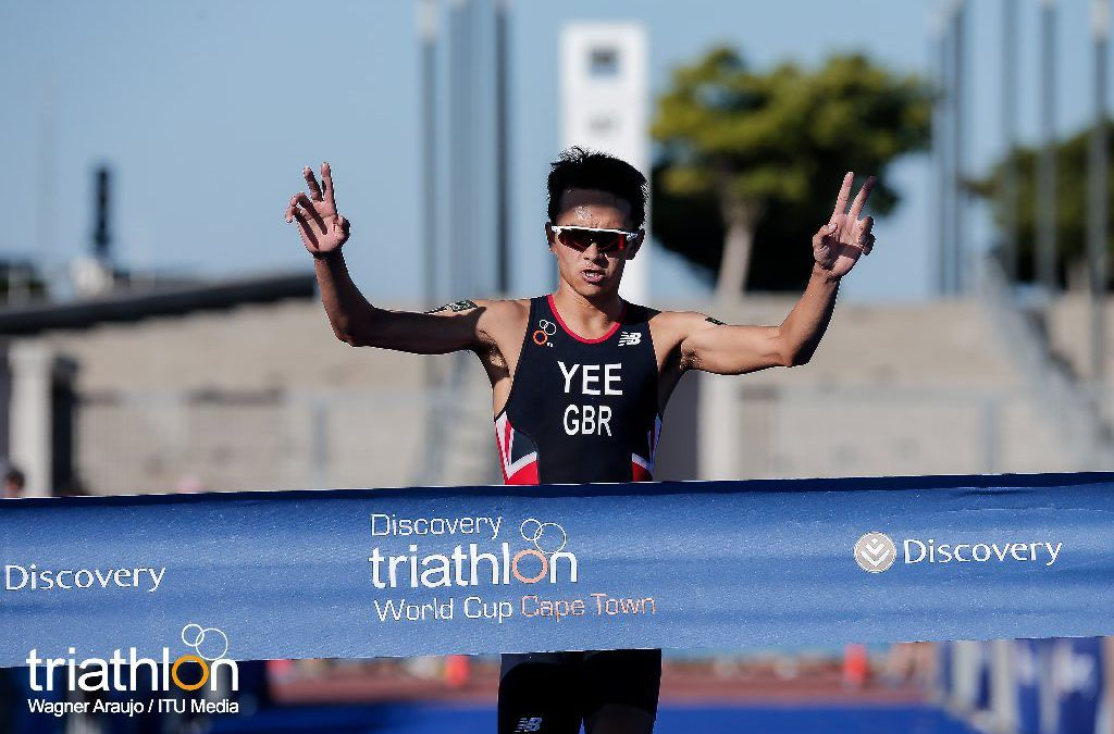 Is Alex Yee de nieuwe Mario Mola? Toptalent loopt 5 km in triatlon in 14'41