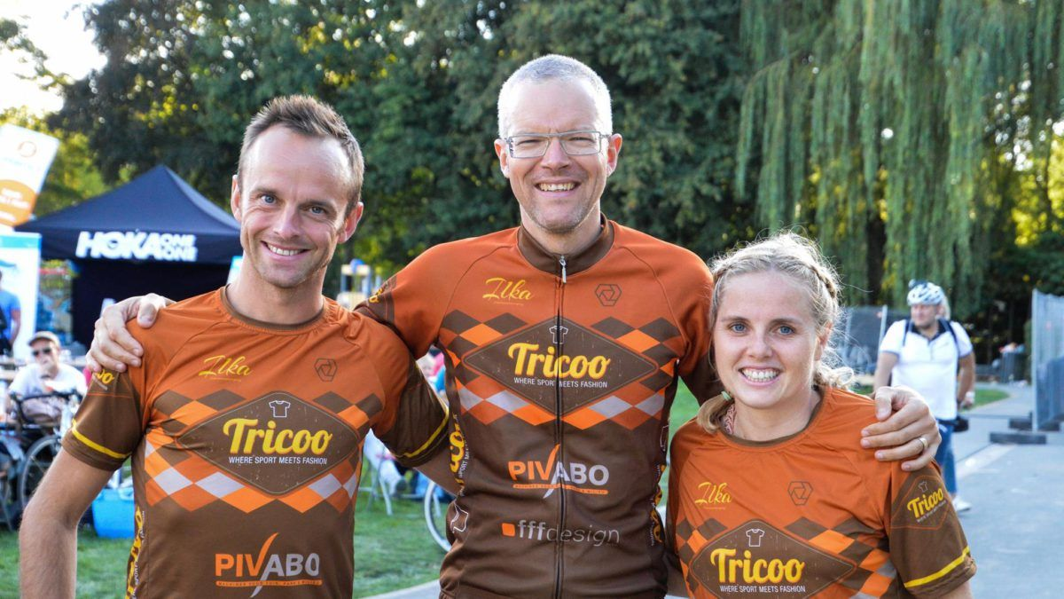 TBT: Acht jaar later is Linde Herreman weer zwemster en triatlete