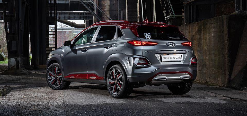De Hyundai Kona Iron Man is niet wat je denkt