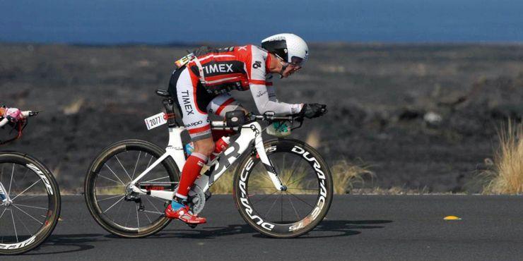 De man van 162 Ironman triatlons… en counting…