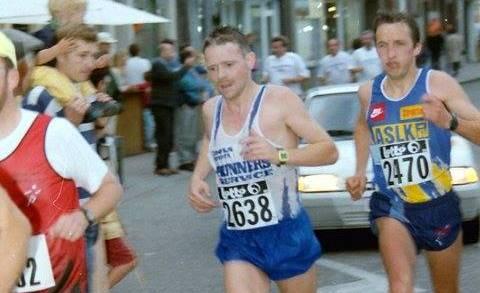 Ex-triatleet en marathon kampioen Marc Verrydt overleden