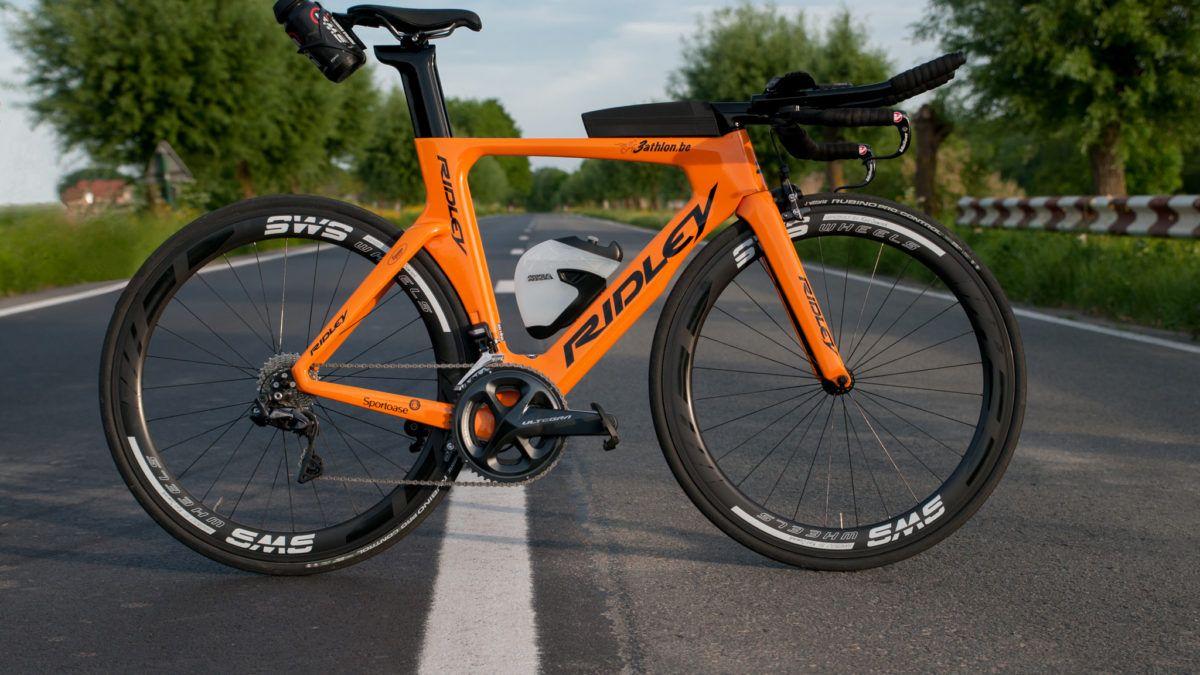 Customize je eigen Ridley Bike met de gratis Pure Line actie