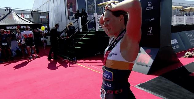 """Girl Power: Sara Van de Vel """"Ik ben de Yves Lampaert van de triatlon…"""""""