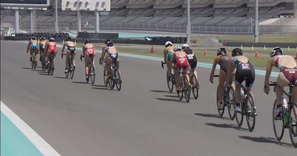 Belgian Hammers halen finish niet met reserveploeg in WTS Abu Dhabi