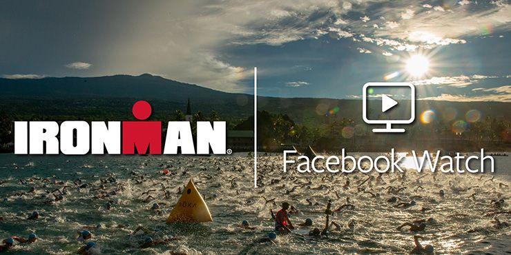 4,5 miljoen mensen volgen Ironman races via Facebook, deal met 3 jaar verlengd