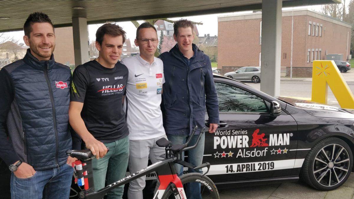 """Seppe Odeyn: """"Tot en met EK Powerman focus op duatlon, daarna twee Ironman races"""""""