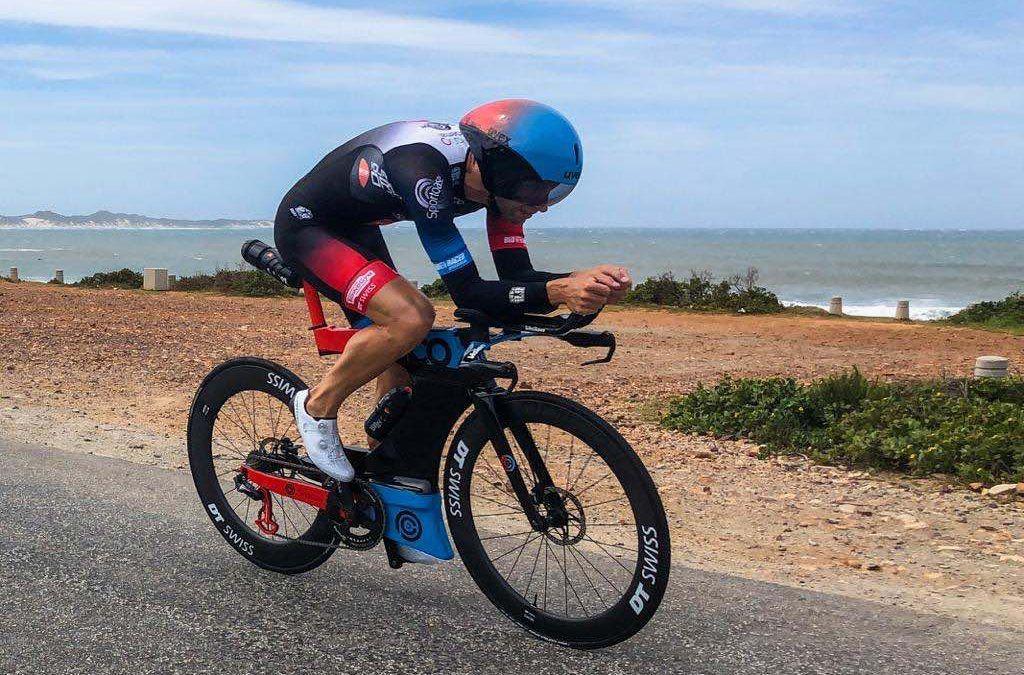 TBT: Wint vier jaar later opnieuw een Belg de Ironman van Zuid-Afrika?