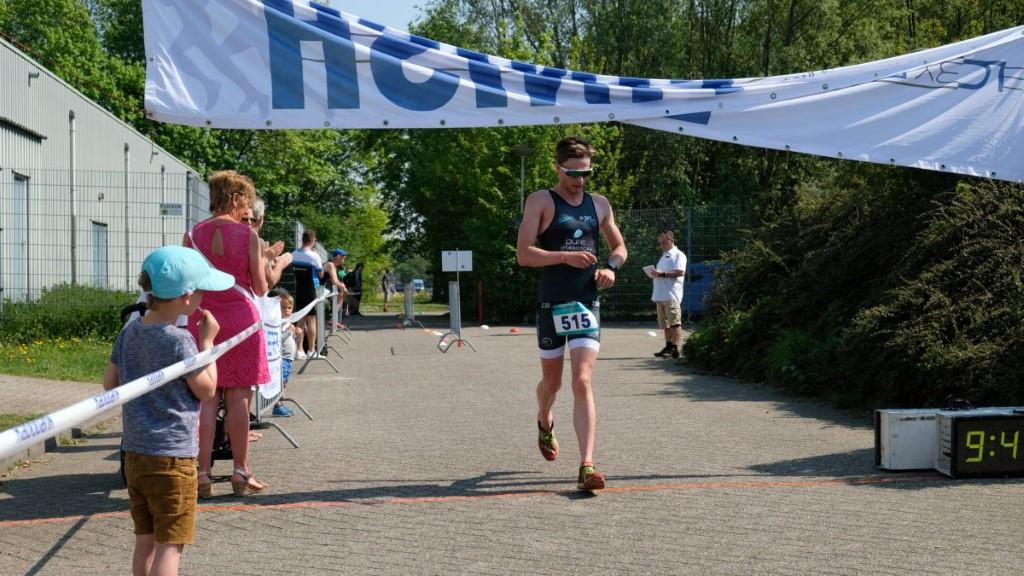 Drie op vier voor Belgen in Zwemloop Breda