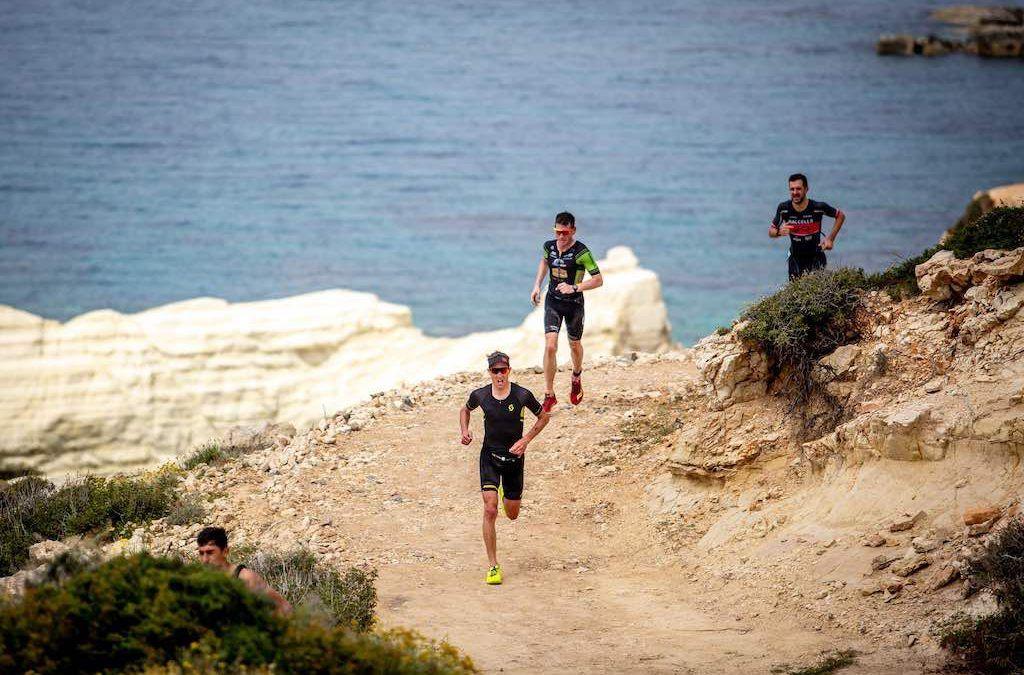Geert Lauryssen pakt podiumplaats in Xterra Cyprus