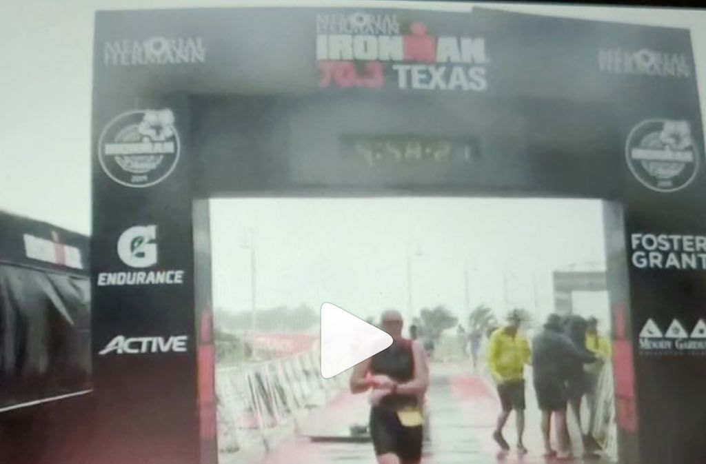 Stormachtigste finish ooit in 70.3 Ironman Texas