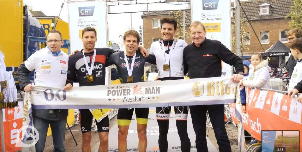Belgische duatleten in beeld in Powerman Alsdorf (video) en age group resultaten