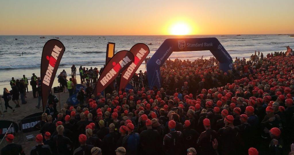 Twee triatleten overleden tijdens Ironman Zuid-Afrika