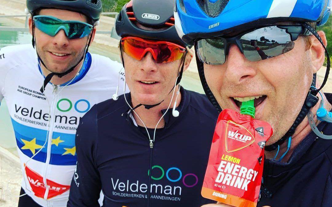 Coole kampioenentruitjes in triatlon, het mag…