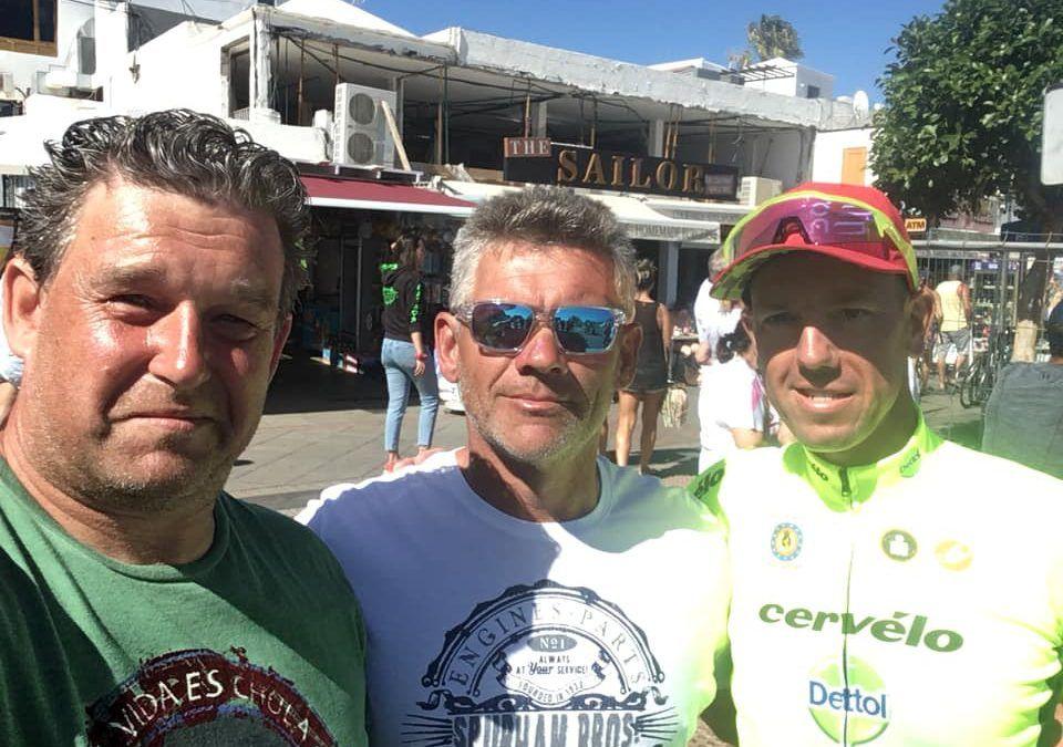Kampioenen ontmoeten elkaar in Lanzarote