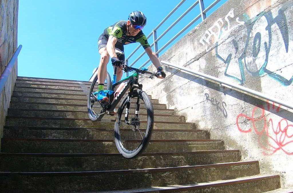 Geert Lauryssen 10de na steile run in Xterra Italia