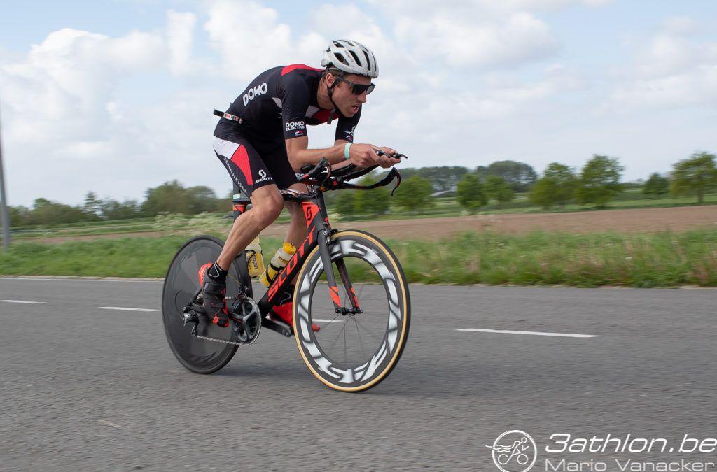 Belgisch duatlon kampioen zet stap naar wielrennen
