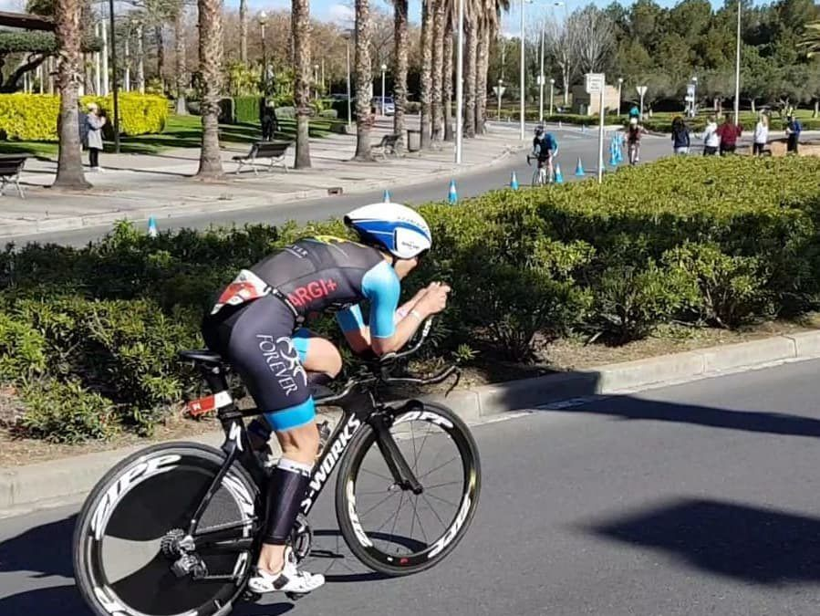"Karen Steurs kiest voor Kraichgau ""Past beter in voorbereiding op Ironman Nice"""
