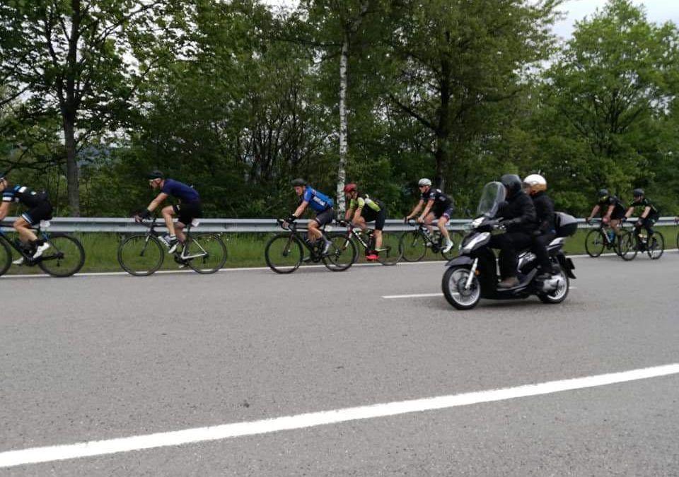 28 triatleten gestart in vierdaagse LCMT triatlon in de Ardennen