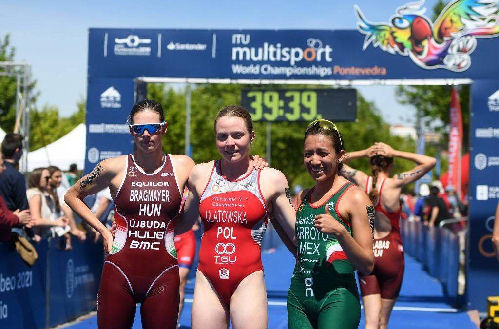Geen nieuwe wereldtitel voor België op WK aquathlon