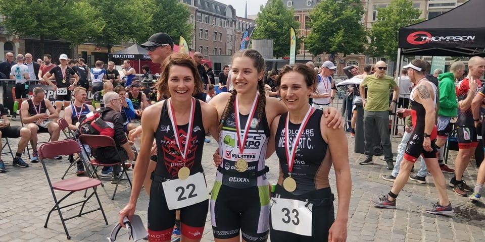 Voor tweede jaar op rij geen City Triatlon in Leuven