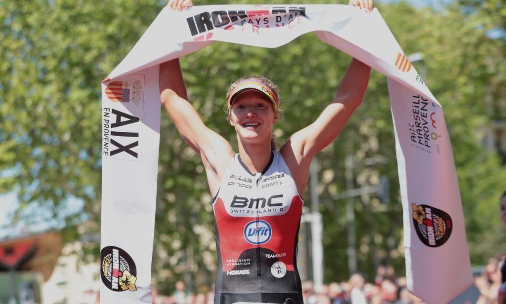 Tine Deckers vijfde in 70.3 Ironman Aix-en-Provence, pech voor Bert Jammaer