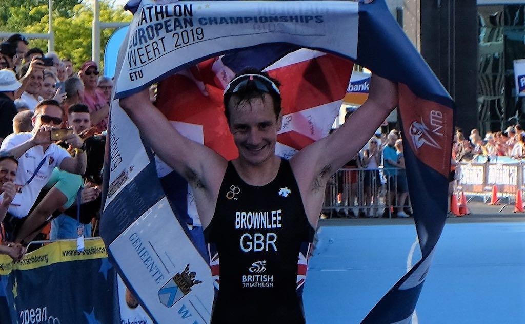 Alistair Brownlee wil zich kwalificeren voor Kona in debuut Ironman Ierland
