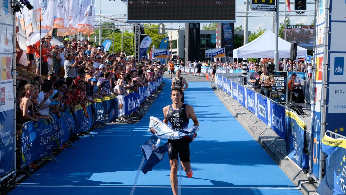 Net naast het podium – Mixed Team Relay