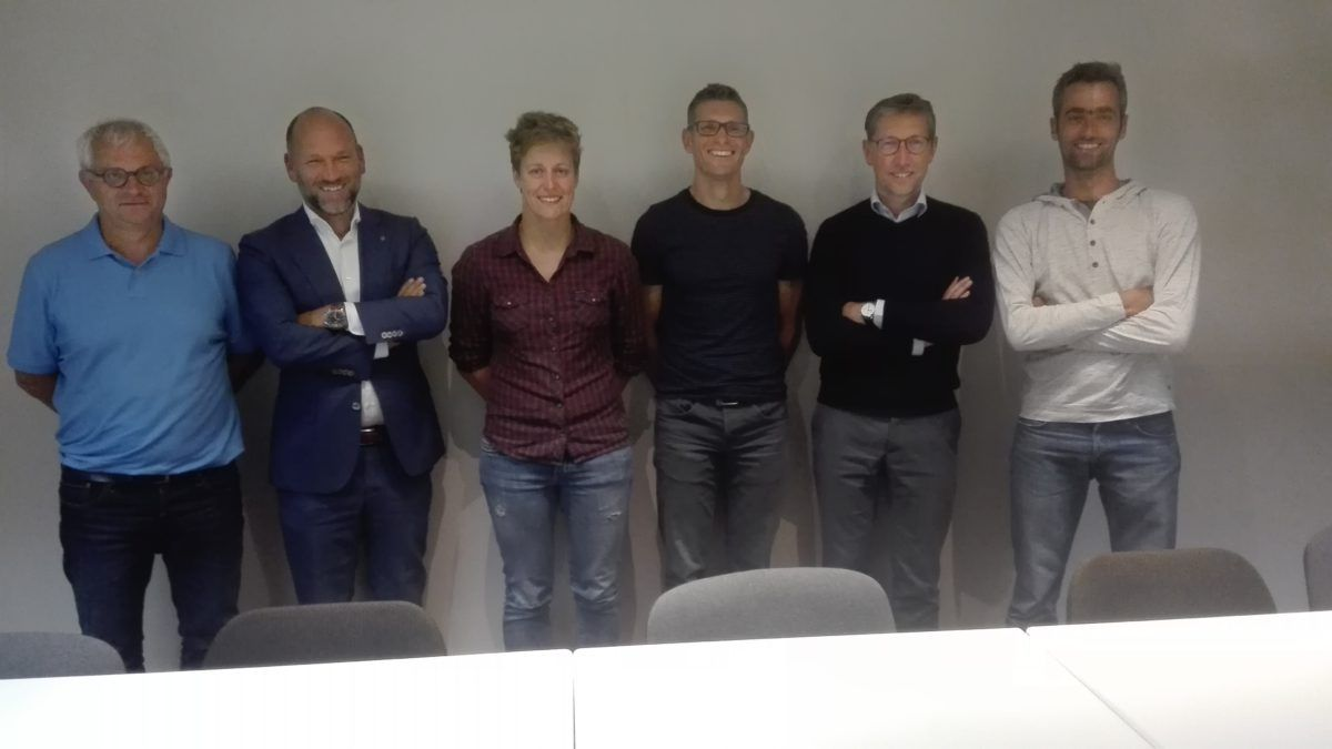 Nieuw bestuur en nieuwe voorzitter bekrachtigd bij Triatlon Vlaanderen