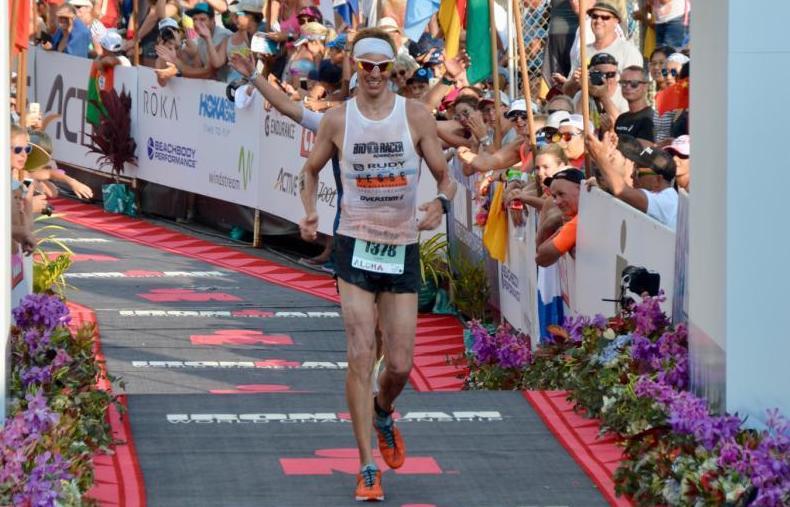 Sam Gyde 14de in Ironman Boulder, voor 10de keer naar Hawaii