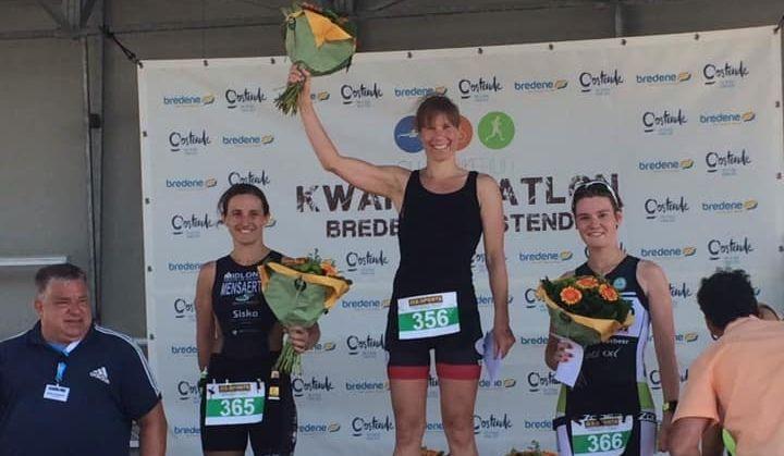 Sophie De Groote wint nog eens in Bredene, Sybren Baelde snelste loper