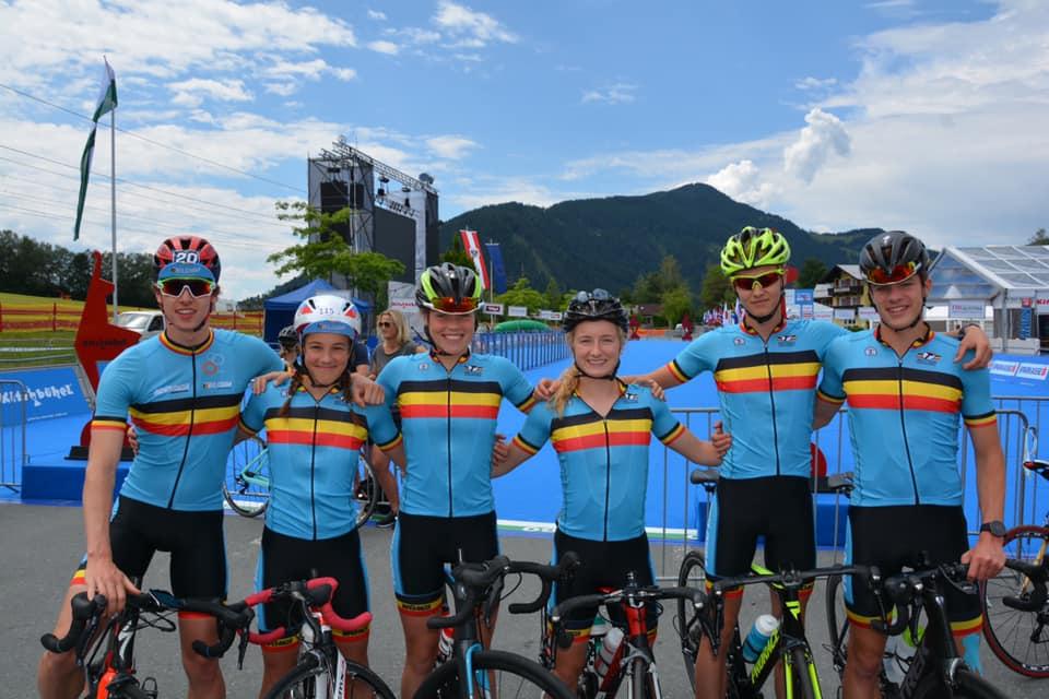 Drie Belgische triatleten geplaatst voor A-finale in Jeugd EK Kitzbuhel