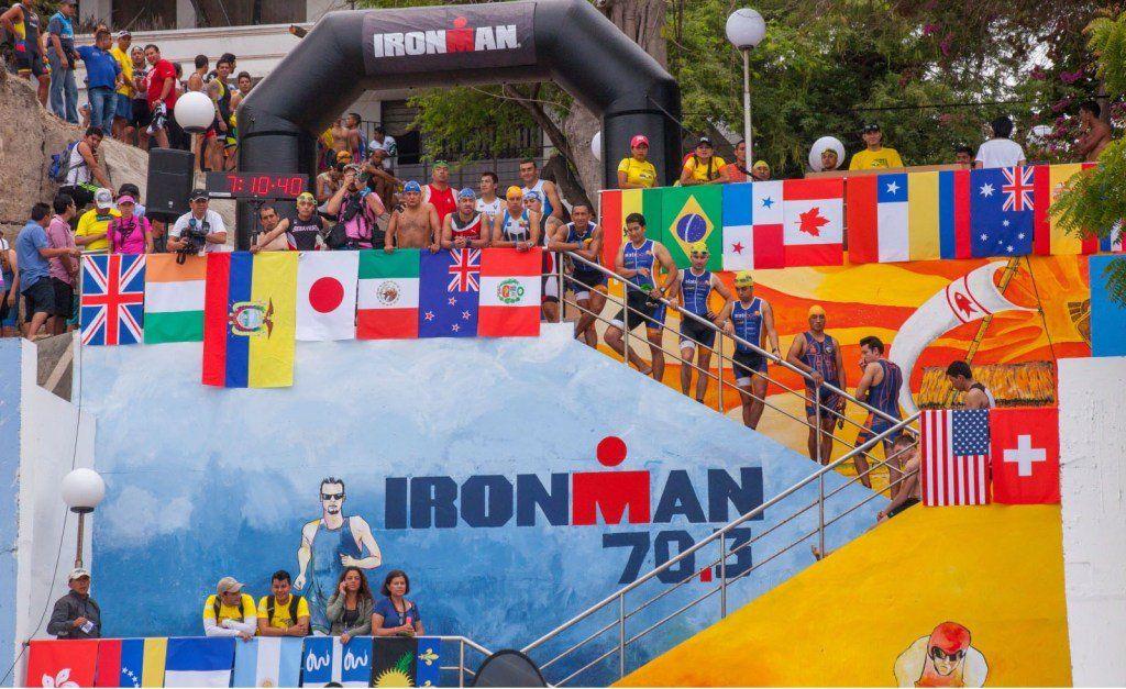"""Diskwalificatie 70.3 Ironman Ecuador winnaar """"Mijn naam stond niet op bord"""""""