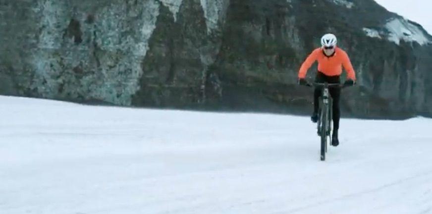 Veel te warm? Doe dan de 'Iceman' op Antarctica, zoals de Deen Anders Hofman…