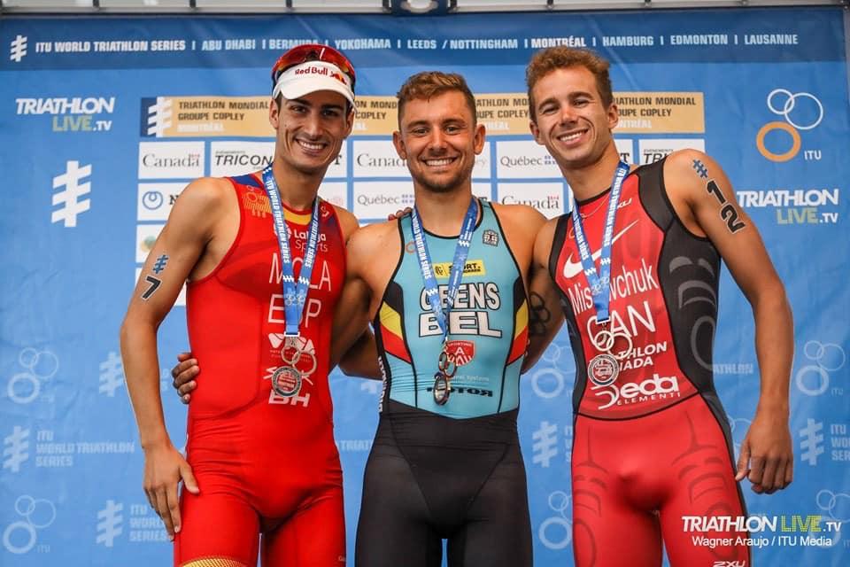 Jelle 'Gains' of hoe als internationale triatlon fan zijn naam uit te spreken…