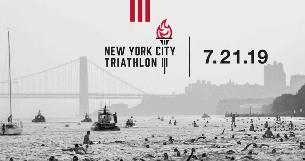 Hittegolf treft New York, een van de grootste triatlons in de VS mogelijk geannuleerd